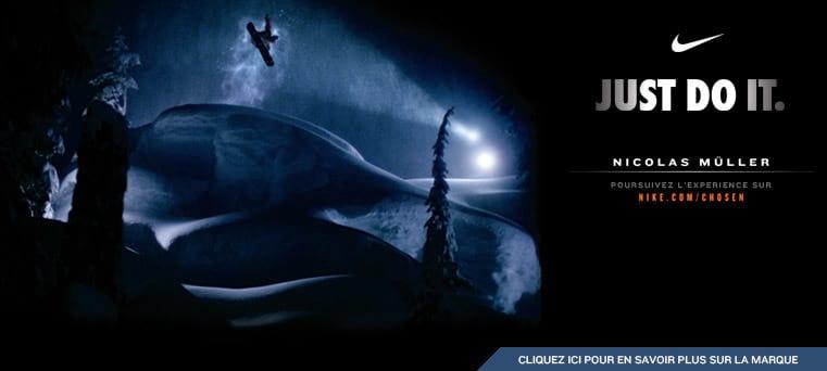 Nike Snowboarding