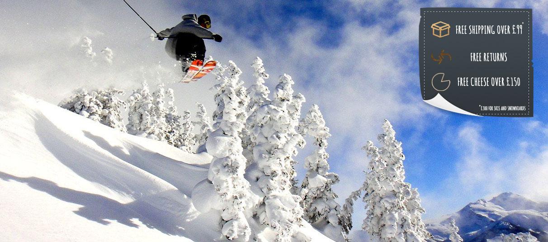 Amplid Skis & Snowboards
