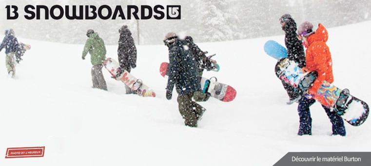 B.Snowboard