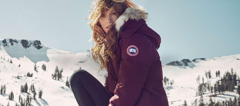 canada goose ski femme