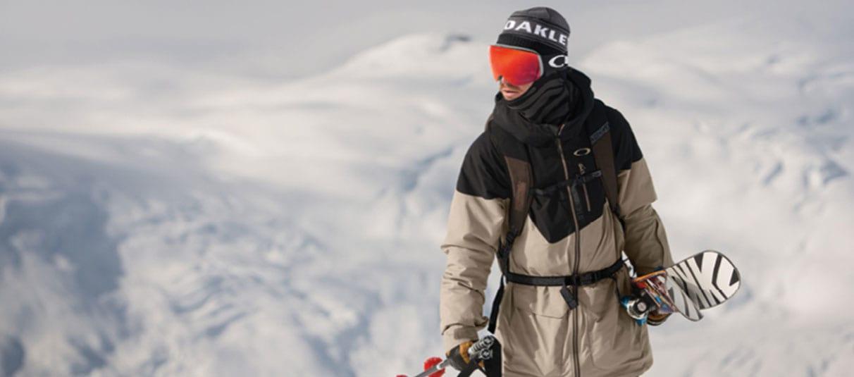 oakley femme ski