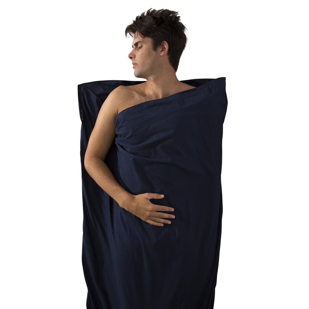Drap de sac en coton sea to summit confort de couchage - Drap en coton ...