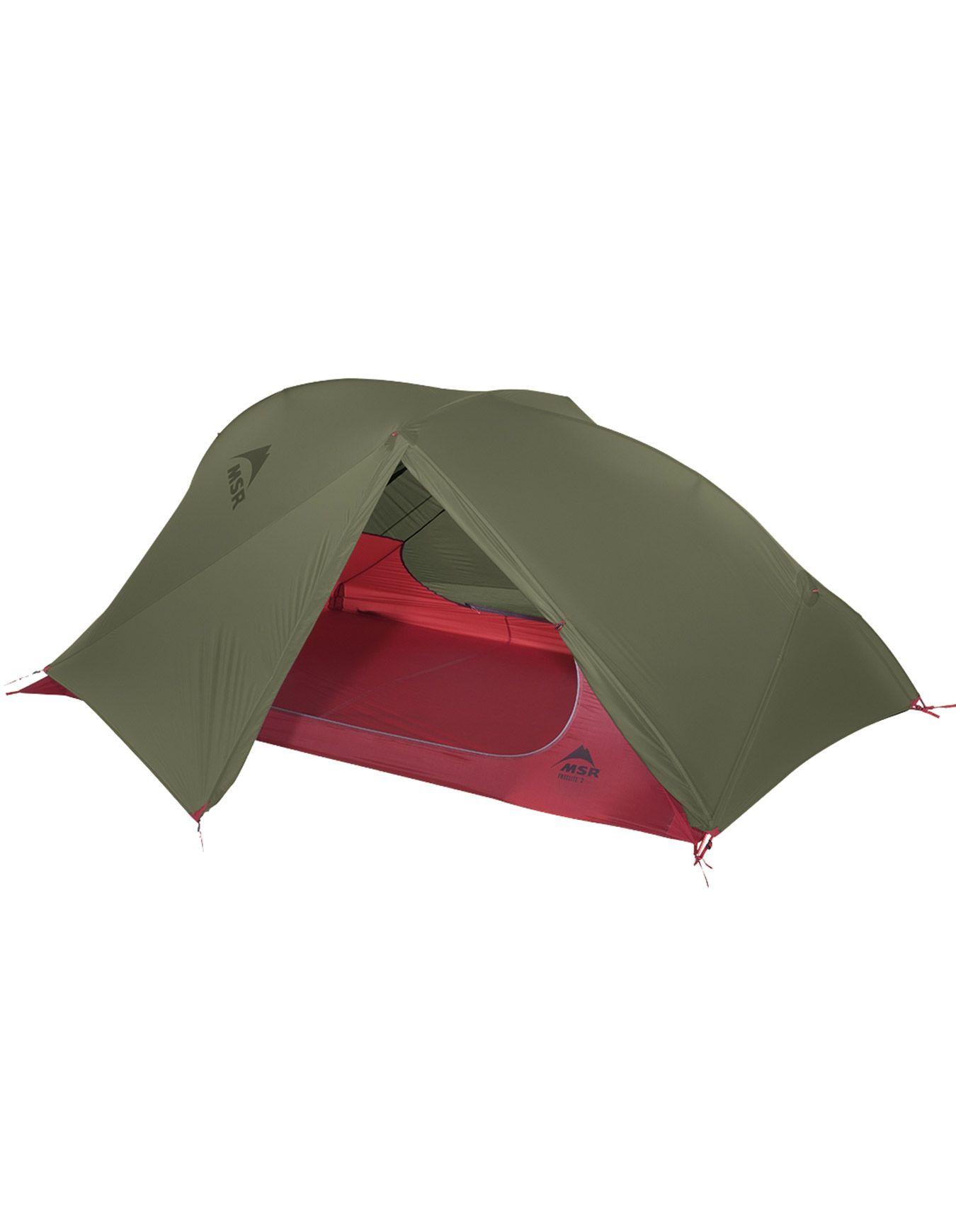 freelite 2 green msr tentes exp ditions haute montagne snowleader. Black Bedroom Furniture Sets. Home Design Ideas