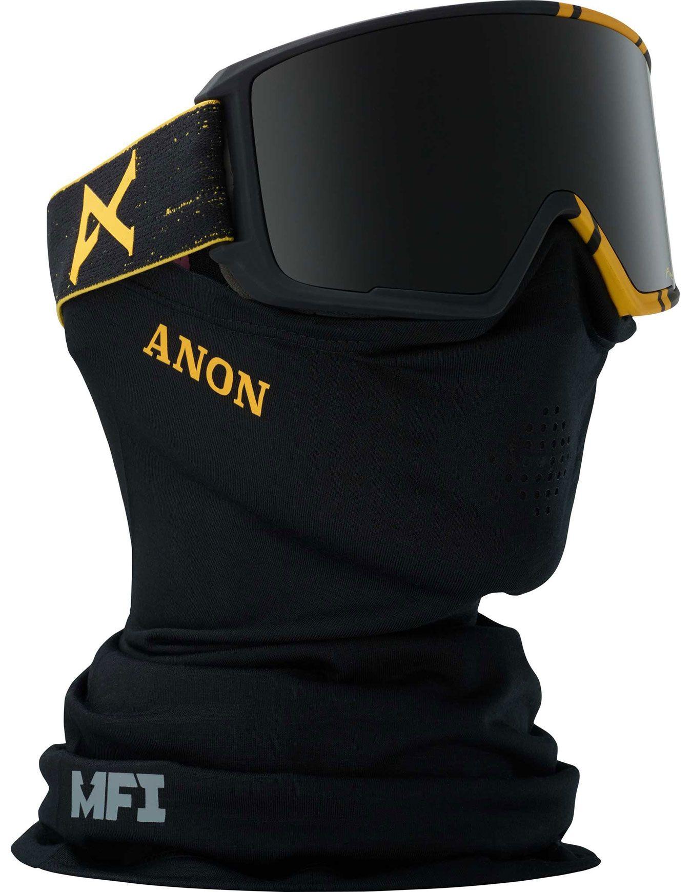 m3 mfi merrill pro anon masques de ski snowleader. Black Bedroom Furniture Sets. Home Design Ideas