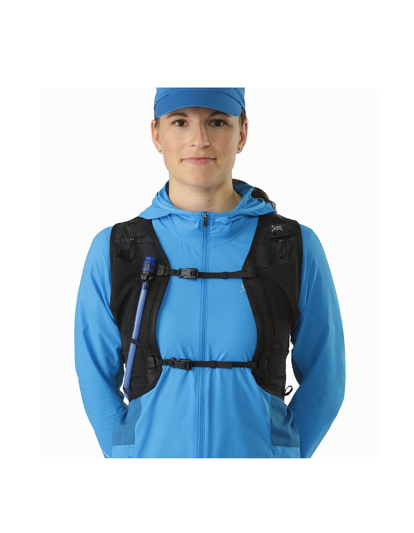 Arc'teryx Norvan 7 Hydration Vest Black : Rucksacks ...