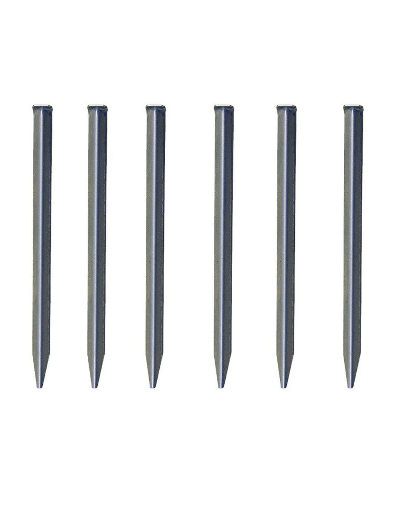 piquet corniere acier galvanise 10 trigano accessoires camping snowleader. Black Bedroom Furniture Sets. Home Design Ideas