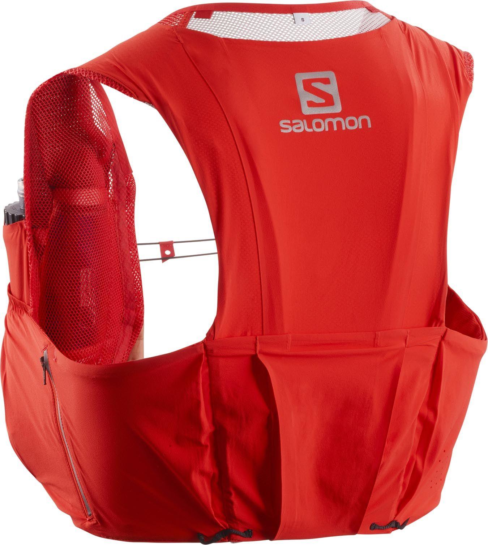 Sacs Red Sense Salomon 8 Ultra Racing Set Dosceintures À Slab 4c0pPCWnP