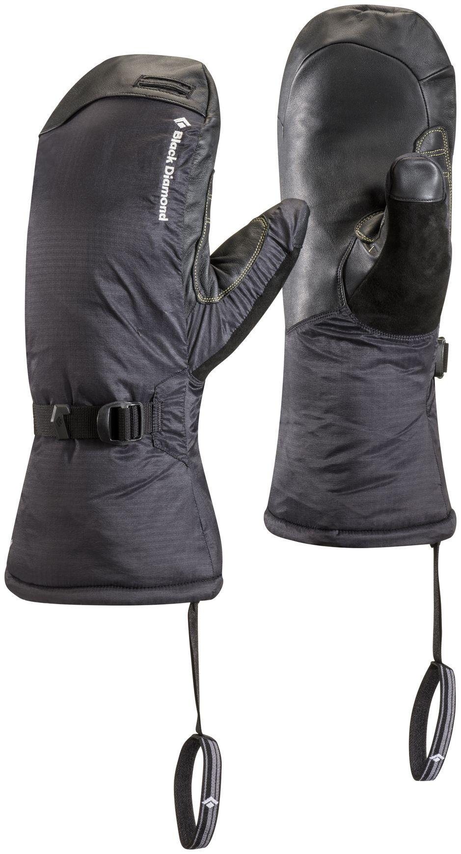 black diamond guide finger mitten