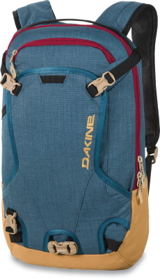 Womens Heli Pack 12L Chillblue