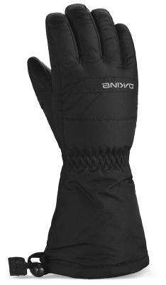 Yukon JR Glove Black