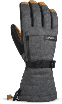 Leather Titan Glove Carbon