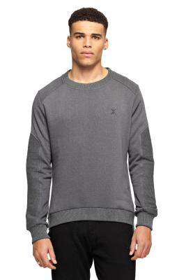 Walk Sweater Dark Grey Melange