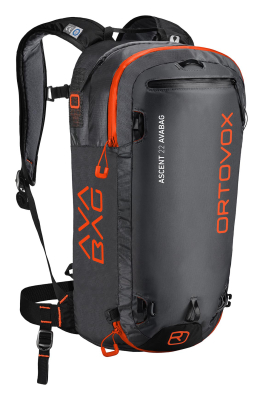 Ascent 22 Black AVABAG Inclus