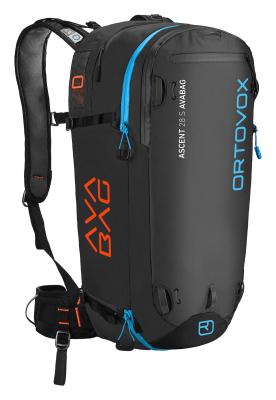 Ascent 28 S Black AVABAG