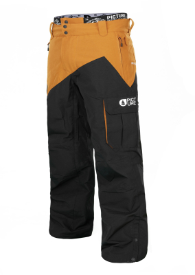 Styler Pant Black Brown