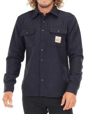 Colton Shirt Dark Blue