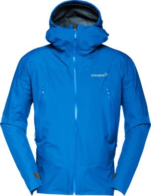 Falketind Gore-Tex Jacket M Hot Sapphire