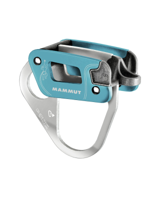 Bionic Alpine Belay aqua/graphite