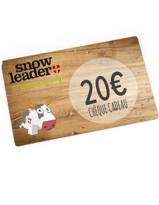 Carte cadeau virtuelle 20€