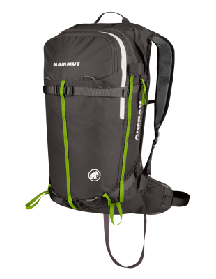 Flip Removable Airbag 3.0 ready graphite 22 L