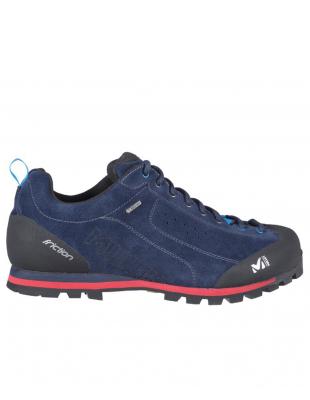 Millet FRICTION GTX - Chaussures de randonnée - saphir/rouge TBDOnzpX7
