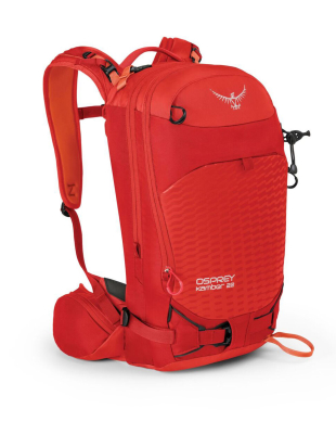 Kamber 22 Ripcord Red