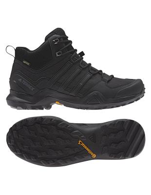 b3e460009a4e8 adidas terrex Terrex Swift R2 GTX Core Black   Men s Walking Boots ...