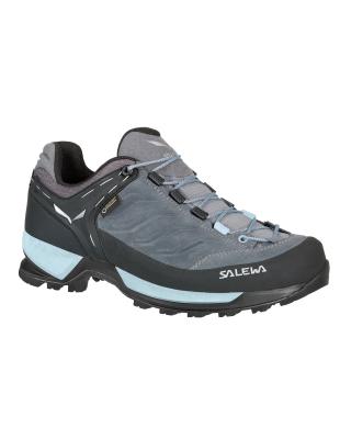 Salewa MTN TRAINER GTX - Chaussures de randonnée - charcoal/blue fog Déstockage De Dédouanement 2018 Nouvelle À Bas Prix qgN2E34hY