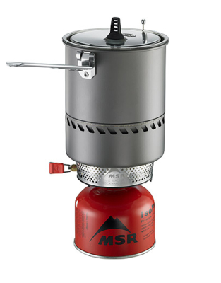 Reactor 1,7 L Stove System