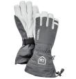 Army Leather Heli Ski Grey