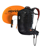 Backcountry Guide AP 30 Kit Black/Burnt Orange