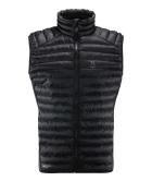 Essens Mimic Vest Men  True Black
