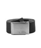 Canvas Belt Dark Grey