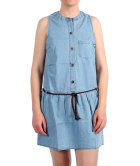 Kelly Dress W Denim