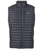 Microlight Vest M Beluga/Dijon