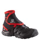 Trail Gaiters High Black