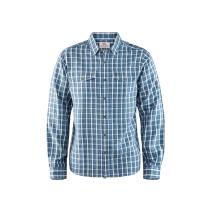 Kauf Abisko Cool Shirt LS Uncle Blau