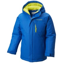 Achat Alpine Free Fall Jacket Jr Super Blue/Zour