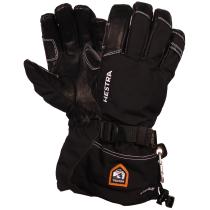 Kauf Army Leather GTX Glove Noir