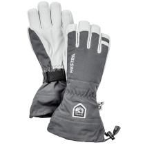 Kauf Army Leather Heli Ski Grey
