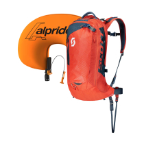 Kauf Backcountry Pro AP 20 Kit Burnt Orange/Blue