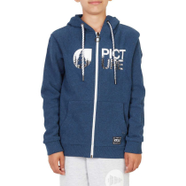 Achat Basement Hoody K Zip Dark Blue