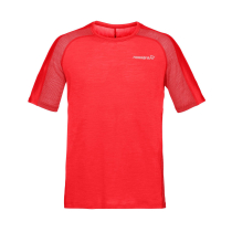 Achat Bitihorn Wool T-Shirt (M) Tasty Red