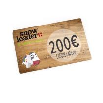 Buy 200¤ Snowleader Gift Card