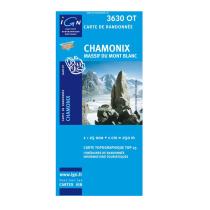 Buy Chamonix-Massif du Mont Blanc 3630OT