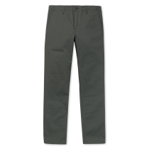 Achat Club Pant Cotton Benson Twill Asphalt Rigid