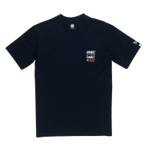 Achat Commit Icon SS Tee Flint Black