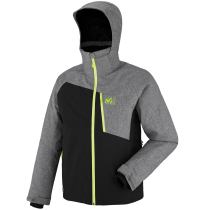 Achat Cypress Mountain Ii Jkt Noir/Heather Grey