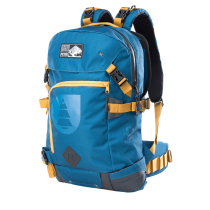 Achat Decom.2 Bag Petrol Blue/Brown