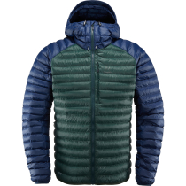 Achat Essens Mimic Hood Men Mineral/Tarn Blue